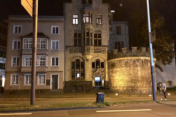 Private Cologne Ghost Tour: Haunted City Center Exploration Game, Colonia, GERMANY