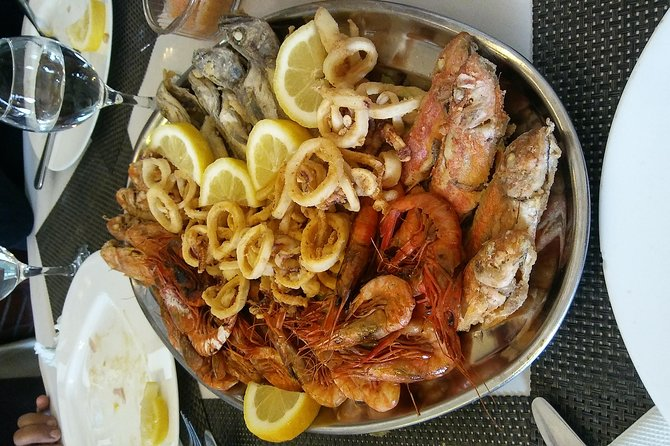 MORE PHOTOS, Tipasa see & Seafood@By Ouirane Tours-Algeria