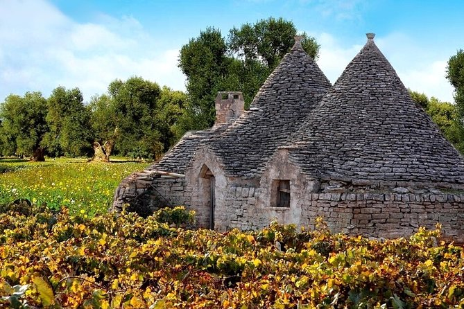 The best way to visit in only 5 days the top attractions of Puglia and Basilicata such as Bari, Alberobello, Matera, Lecce, Ostuni, Trani and Castel del Monte. This tour is in sharing in a small group of max 8 people and it starts every tuesday and saturday.