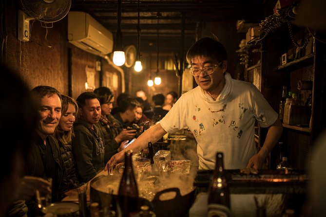 Food Tours Tokyo with a Local: From Ramen to Sushi...Private & Personalized, Tokyo, JAPON