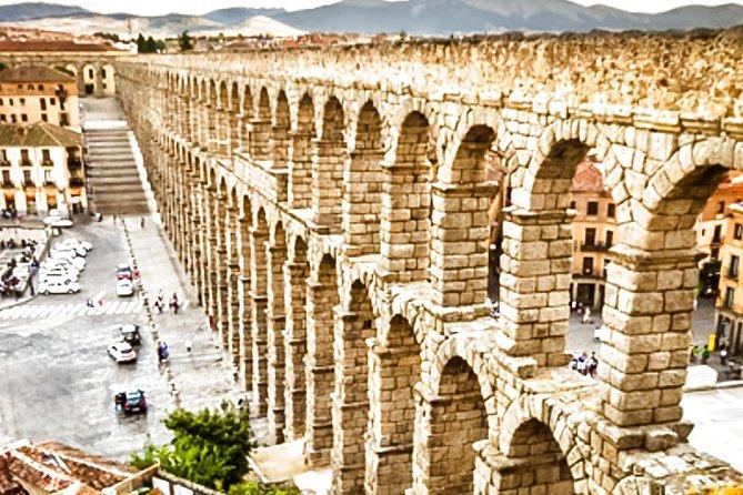 Avila and Segovia with lunch, Segovia, ESPAÑA