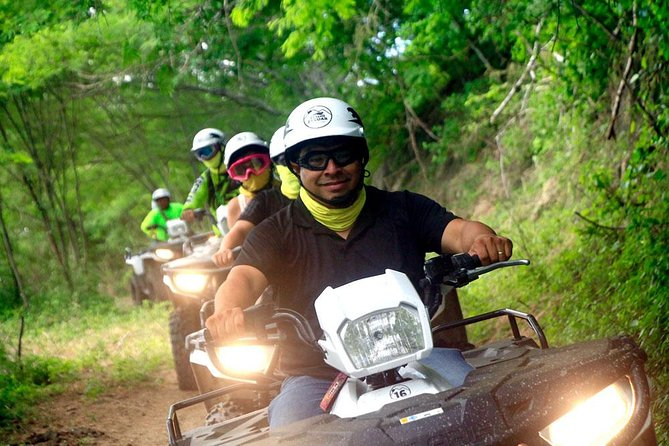 Combo - Jungle ATV Tour (one bike for two adults) + Hiking Tour for two, Bucerias, MEXICO