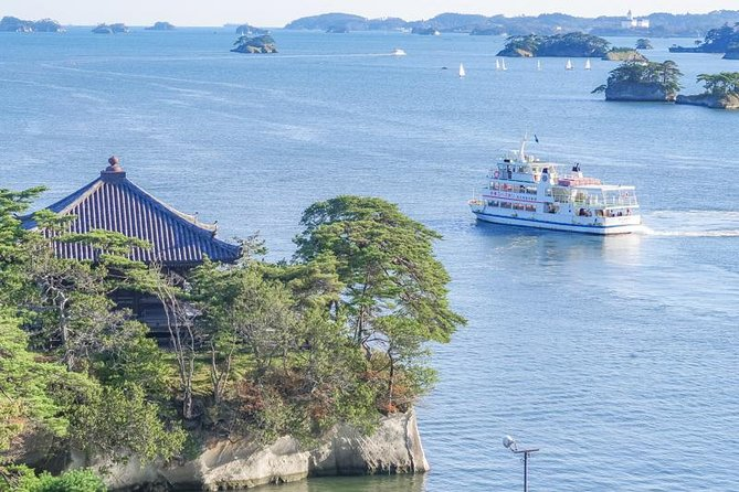 """Matsushima is one of the three greatest views in Japan so there are many tourists from all over the world. This tour focuses on the great view of Matsushima and cultural experiences!<br> You will have four cultural experience on this tour: making a rosary at a traditional temple, making """"Kokeshi"""", a traditional wooden doll, cooking your own """"Sasakama"""", sort of a fish cake, and preparing your own Japanese green tea while enjoying the view. Each experience is unique to Matsushima and your otomo guide will support you so you don't have to worry about language difference. <br> You will also visit major tourist spots with a breathtaking view!<br> Don't forget to book your cultural experience tour!"""