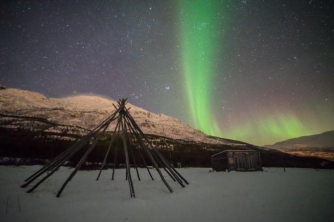 Excursión para grupos pequeños para la aurora boreal en Tromso, Tromso, NORUEGA