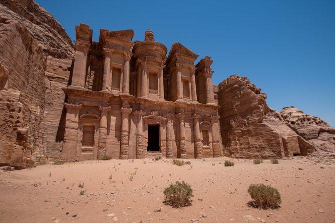 Petra Shore Excursion Tour from Aqaba Port, Petra, JORDANIA