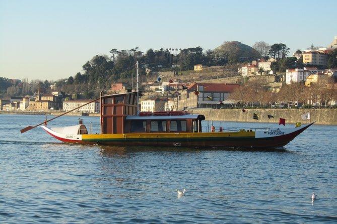 Douro Valley Wine Tasting, River Cruise and Lunch from Peso da Regua, Oporto, PORTUGAL