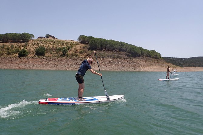 Stand Up Paddle Bravura lake tour, Lagos, PORTUGAL