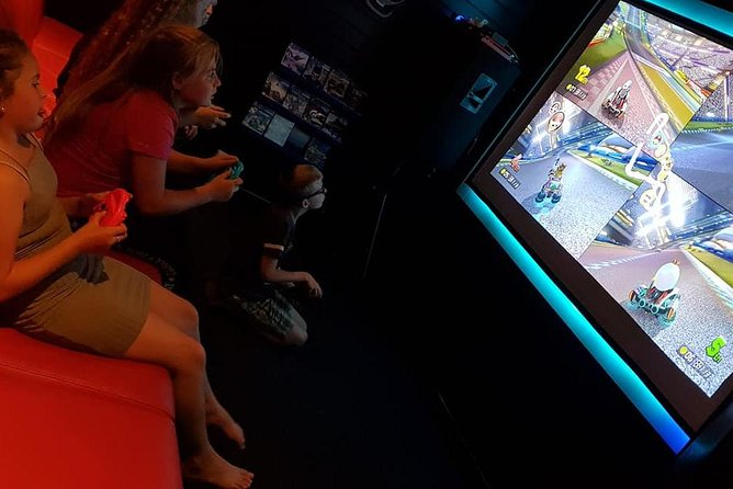 There are no other places in Kent that provide the same experiences as we do, we provide a friendly environment where players of all ages can partake in gaming, competitions and birthday parties.