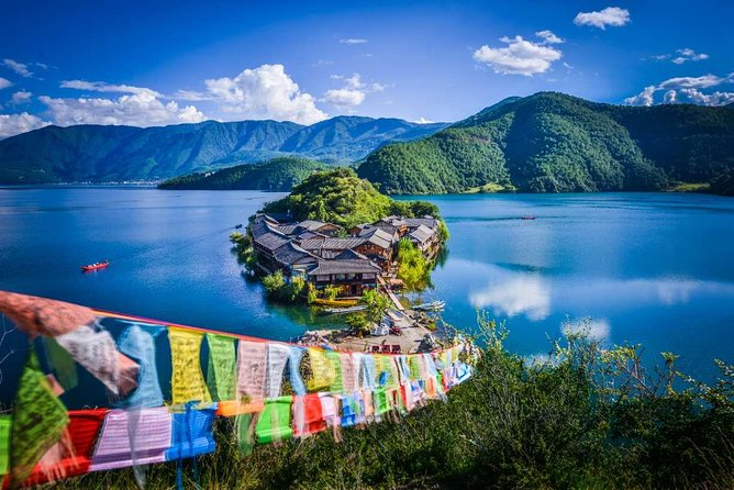Private tour to Lugu Lake and explore the matriarchal society, Lijiang, CHINA