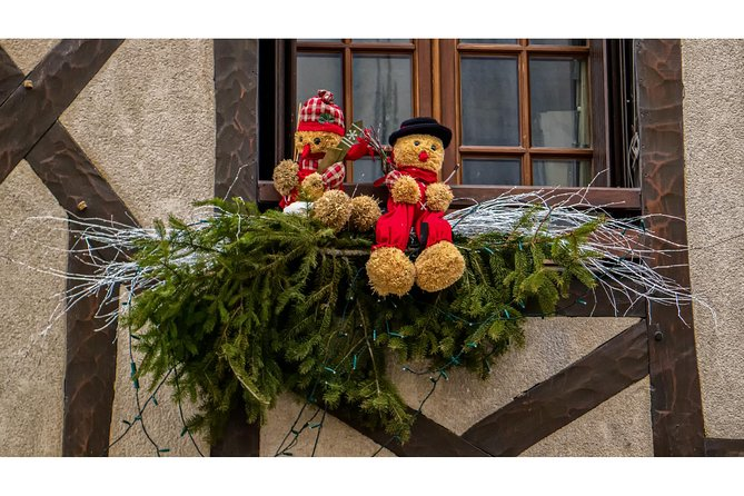 Christmas Walking Photography Tour of Amboise, Loire Valley, FRANCIA