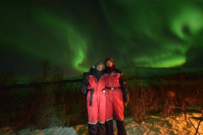 Small Group up to 8 people Aurora Borealis - Northern lights - Night Tour., Tromso, NORUEGA