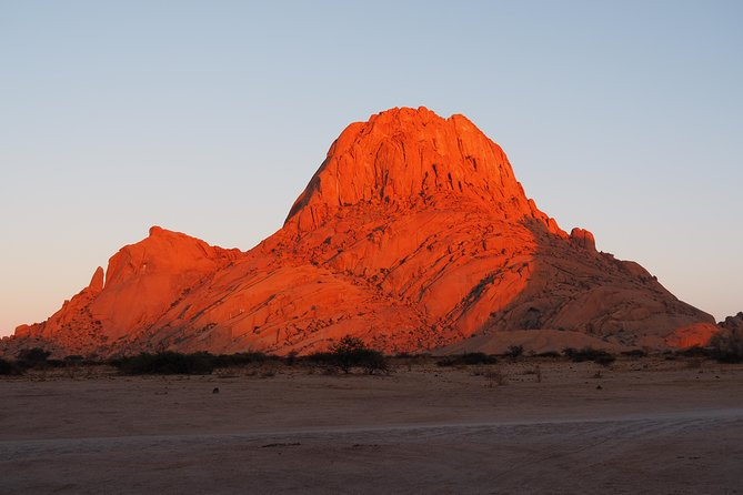 12-Day Desert and Delta Express Adventure Camping Tour from Swakopmund, Swakopmund, Namíbia