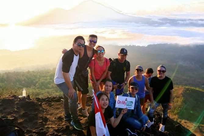 Sunrise Trekking at Mt.Batur, ,
