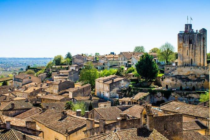 Excursión por la costa de Burdeos: excursión de medio día en St Emilion privada, Bordeaux, FRANCIA