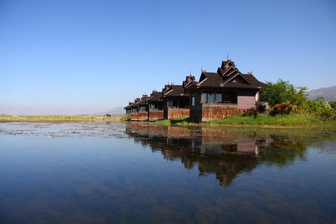Discover the attractions of Inle Lake on a day tour that provides the chance to see the rural scenery of the lake and its surrounding area and learn a bit about the culture of the people who live and work here. Sights include a monastery, a pagoda, and a floating garden. Lunch is included.<br><br>