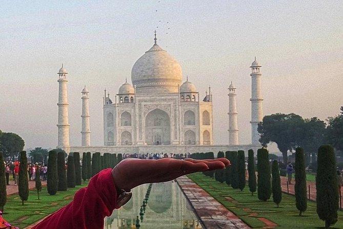 Same Day Agra Tour By Gatimaan Train, Nueva Delhi, India