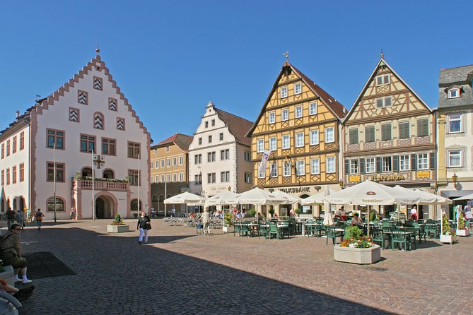 Romantic Road Day Trip from Frankfurt (Main) to Bad Mergentheim (SATURDAY), Frankfurt, ALEMANIA