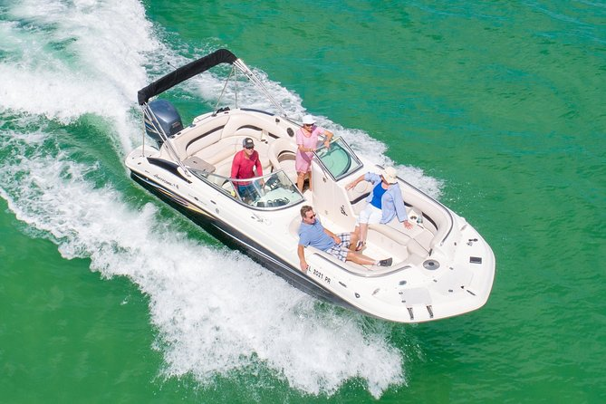 MÁS FOTOS, Private Boating On The Hurricane Deck Boat! - Indian Rocks Beach