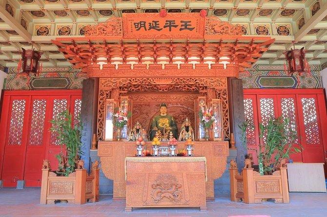 Tainan Historical Tour, Kaohsiung, TAIWAN