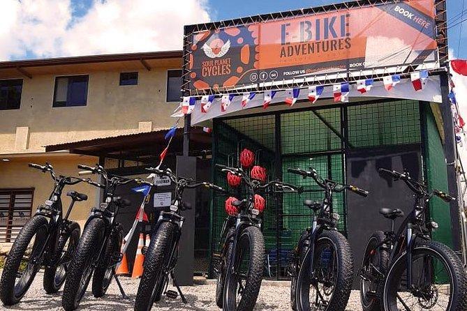MÁS FOTOS, E-bike Tour - 2hr Guided Adventure in Boquete