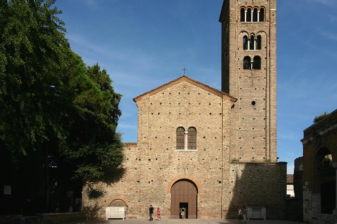 From Rome to Byzantium: Walk in Dante Alighieri's footsteps on an audio tour, Ravenna, ITALY