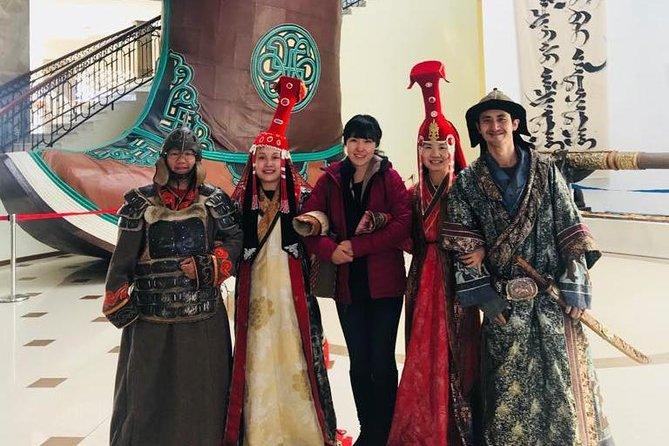 Journey through the 13th Century, Ulan Bator, MONGÓLIA