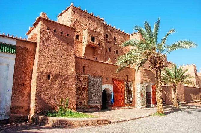 Day tour to Ouarzazate and Kasbah Ait Ben Haddou from Marrakech, Uarzazat, MARROCOS
