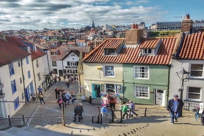 Whitby and The North York Moors Day Trip from York, York, ENGLAND