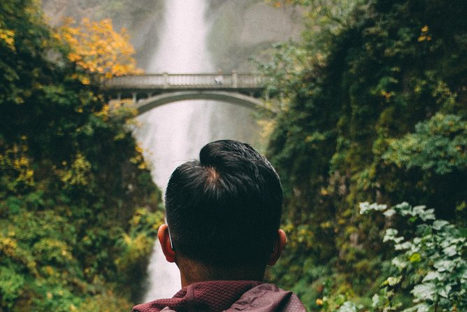 Visit Multnomah Falls, two waterfalls, & Vista House, Portland, OR, ESTADOS UNIDOS