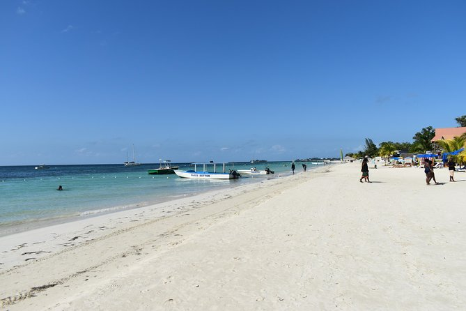 Negril Day Trip to Seven Mile Beach from Montego Bay Hotels, Montego Bay, JAMAICA