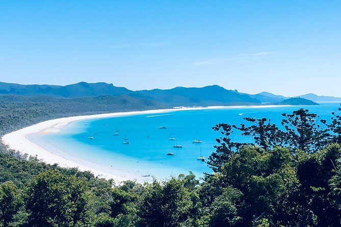 Whitsundays Best 2 Beaches | Whitehaven Beach and Hill Inlet | Only Beach BBQ, Airlie Beach, AUSTRALIA