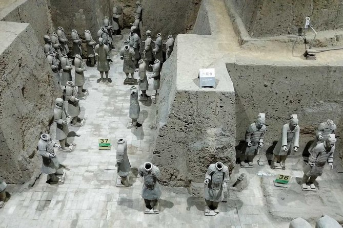 Private 2-Day Xian Delight Tour Package of Terracotta Army and City Sightseeing, Sian, CHINA