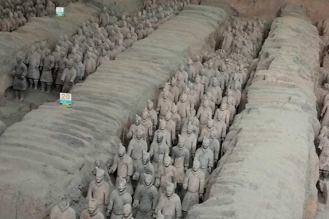 Terracotta Warriors Tour with Airport or Trian Station Pickup, Sian, CHINA