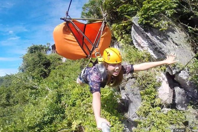 This tour will take you to one of the New 7 Wonders of Nature; the only one located in the Philippines. You will also get to scale a limestone cave and ride a zip line all the way back down.