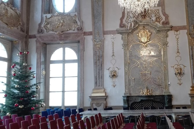Salzburg: Christmas Concert at Mirabell Palace, Salzburgo, AUSTRIA