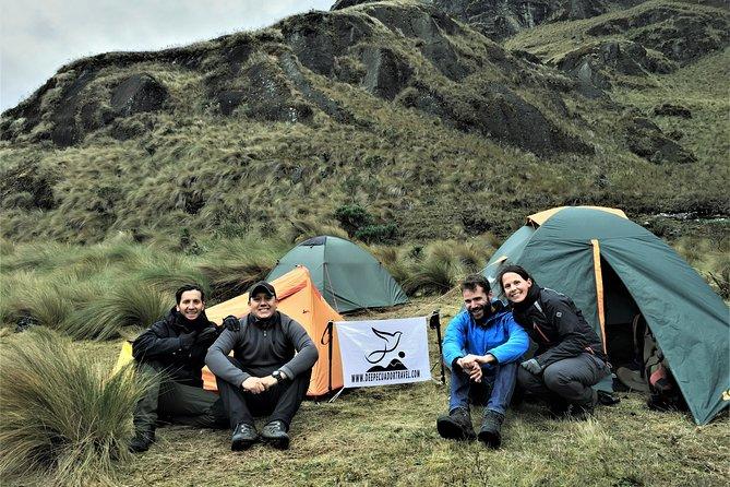 MÁS FOTOS, Camino del Inca: Parque Nacional El Cajas