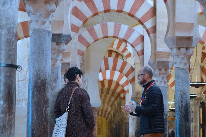 Discover the most relevant mosque in Cordoba, where we offer you a guided visit with our professional guide that will explain the technical and historical aspects of this monument.