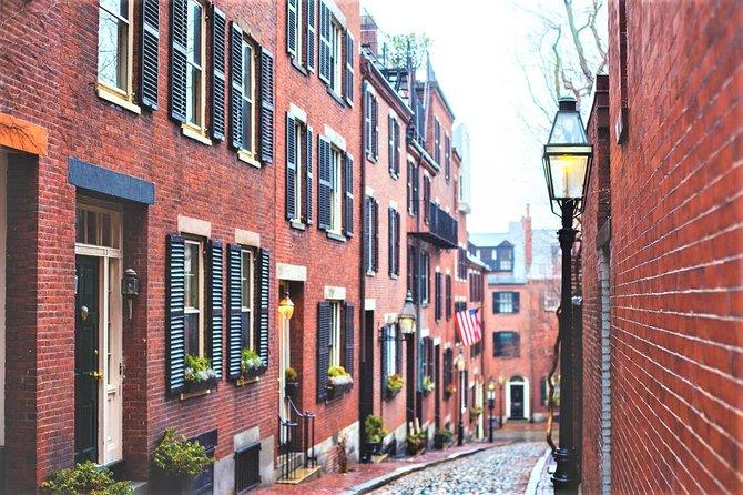 Excursão a pé pela Boston Freedom Trail até a Copley Square, Boston, MA, ESTADOS UNIDOS
