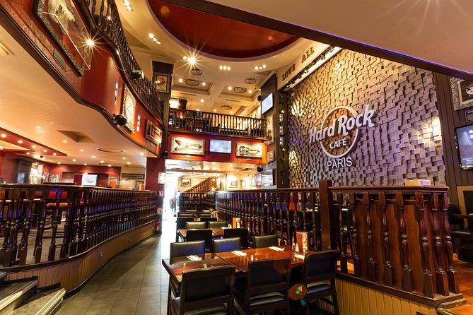Skip the Line: Hard Rock Cafe Paris Including Meal, Paris, FRANCE