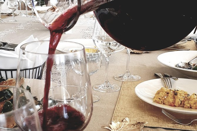 Thursdays - Omodos Odyssey: Food & Wine Pairing Lunch with Village Tour 7hrs, Ayia Napa, CHIPRE