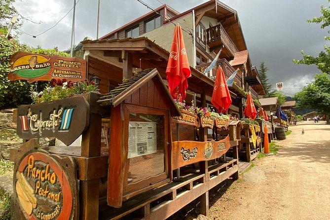 MÁS FOTOS, Day tour to La Cumbrecita