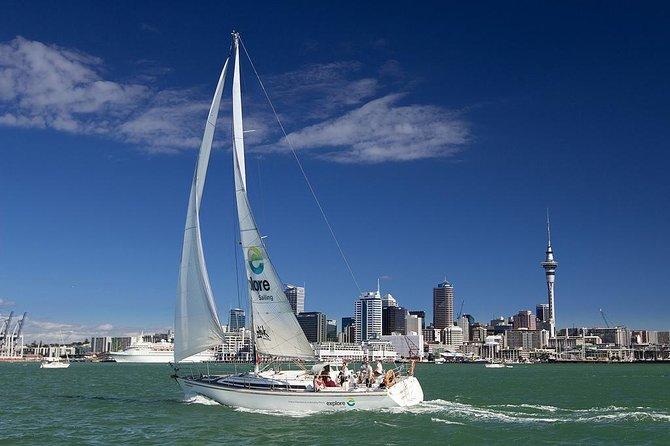 Crucero con almuerzo por el puerto de Auckland, Auckland, NUEVA ZELANDIA