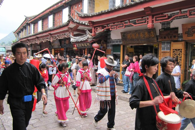 Private Half-Day Tour: Lijiang Old Town and Black Dragon Pool, Lijiang, CHINA