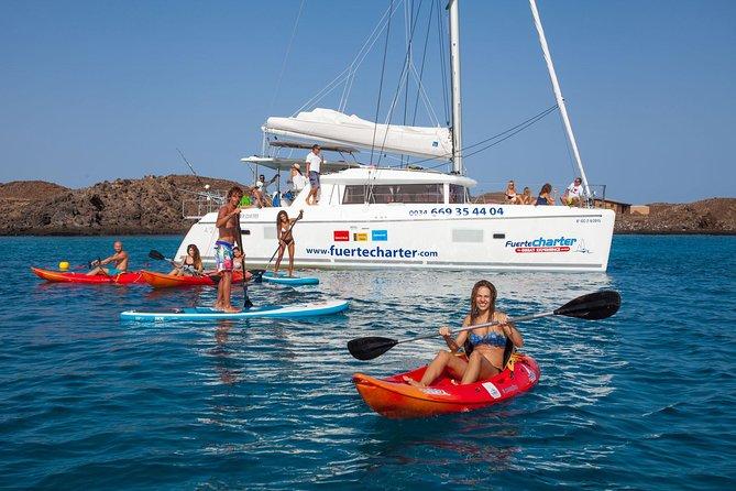 Excursión de 3 horas en catamarán a la isla de Lobos desde Fuerteventura, Fuerteventura, ESPAÑA