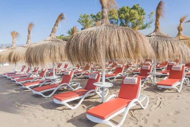 Marbella Beach Club & Spa Estrella de Mar - Sunbed in the beach or Pool & Towel, Malaga, ESPAÑA