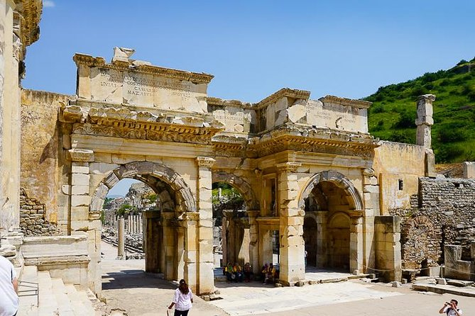 A Day in Ancient Ephesus & Ephesus Museum Tour, Kusadasi, TURQUIA