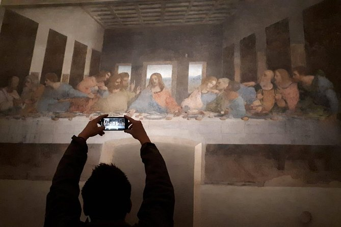Express Tour of the Last Supper in Milan | MAX 6 PEOPLE Guaranteed, Milan, ITALIA