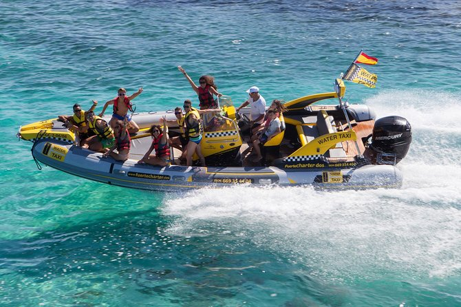 Isla de Lobos Water Taxi from Fuerteventura, Fuerteventura, ESPAÑA