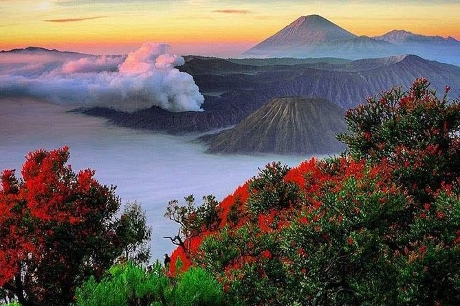 The hiking lover and adventure on the volcano which is far from crowded. This 2 of most interesting volcano in Indonesia.<br><br>* Mount Ijen is volcano with Blue Fire Flame.<br>*Mount Bromo is beautiful landscape you can see Semeru volcano and another volcano during sunrise point tour.