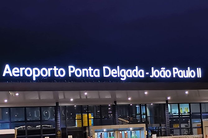 Azores - Airport Transfer from Ponta Delgada city, Ponta Delgada, PORTUGAL